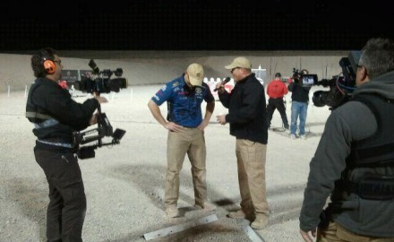 The 2012 SHOT show provided the backdrop for the richest payout in the sport of 3-gun, when eight