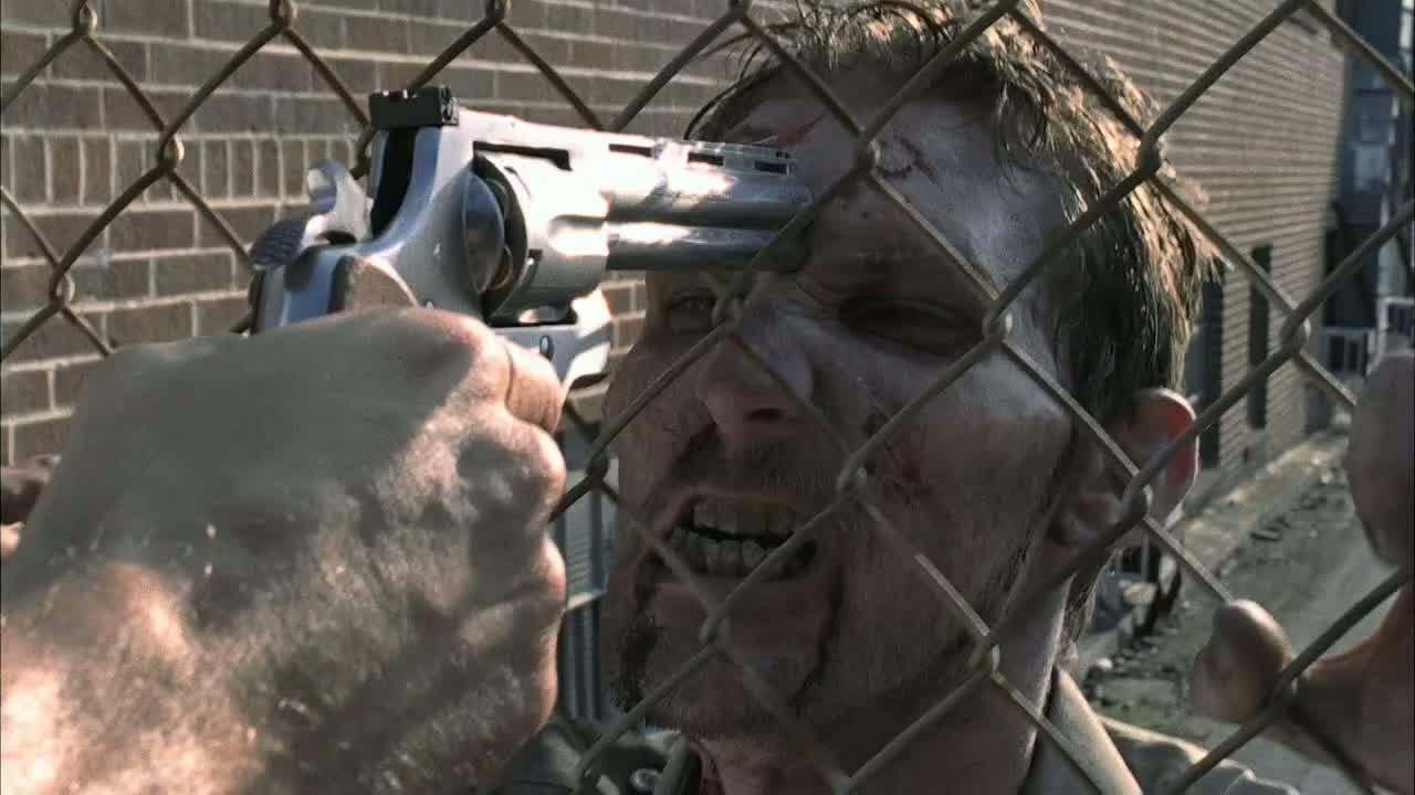 Rick Grimes Season 1 Horse