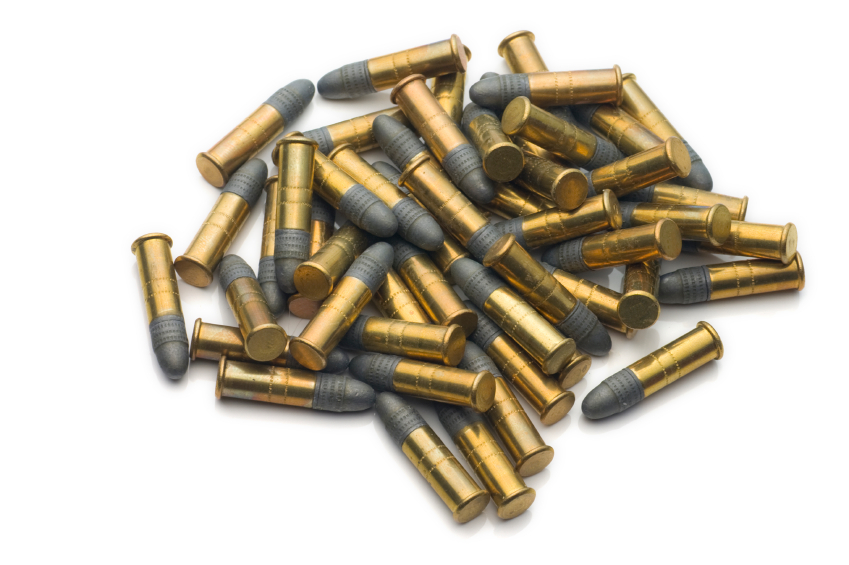 Why is .22LR the Most Popular Caliber in 2012?