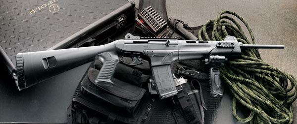 an ar alternative: the benelli mr1 review - guns & ammo