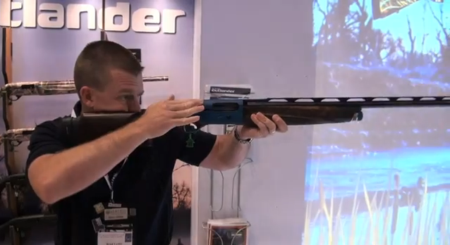 NRA Show 2012: Introducing the Beretta A400 Xcel Parallel Target Shotgun