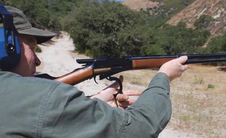 Mossberg Model 464