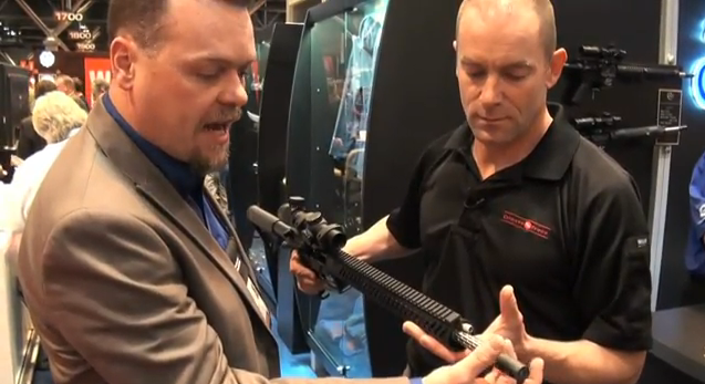 NRA Show 2012: Introducing the Colt 3-Gun Rifle