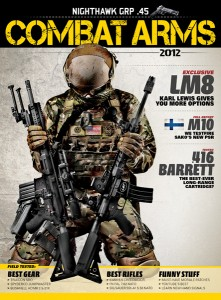 Combat Arms 2012 cover