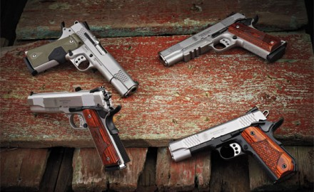 Smith & Wesson's E-Series Lineup