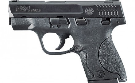 Our friends at Shooting Times have the exclusive scoop on Smith & Wesson's new M&P Shield.