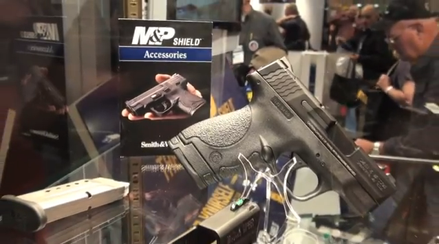 NRA Show 2012: Shooters React to the Smith & Wesson M&P Shield
