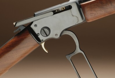 The Marlin M39 Lever-Action Rifle