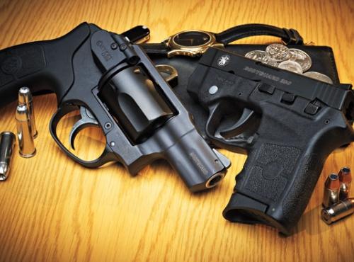 S&W Bodyguard 38