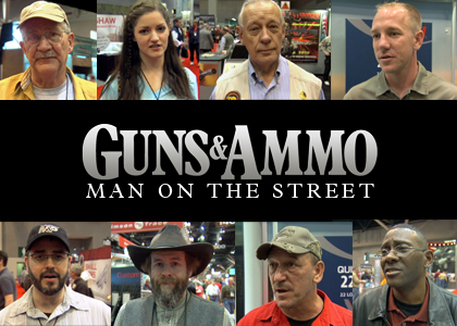 Man on the Street: How Much Money Will You Spend on Guns in 2012?
