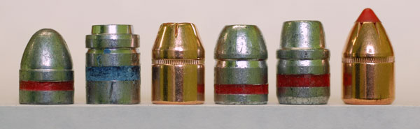 45 Colt Load Data - Bullets