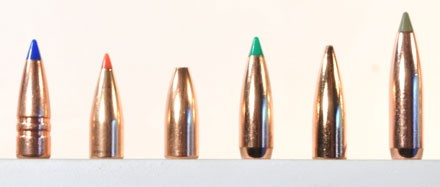 The typical military load for the 7.62x39 uses 123-grain bullets. Our pressure barrel, which was 1:10, shot these and bullets up to about 150 grains very well. We did shoot some 160-grain bullets and noticed some evidence of yawing on the target.