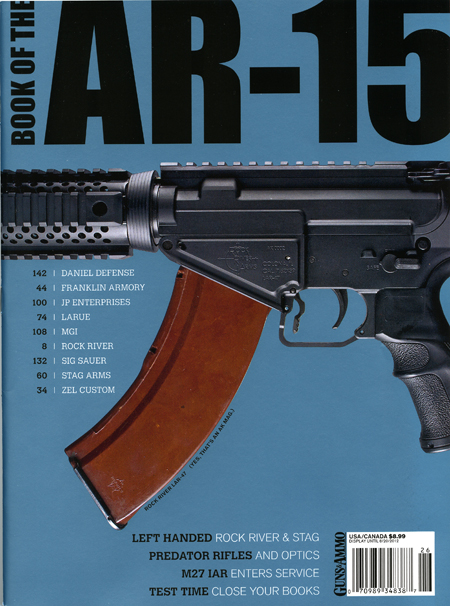 Pop Quiz: Book of the AR-15