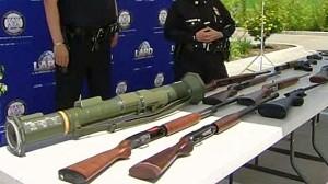 LA gun buyback
