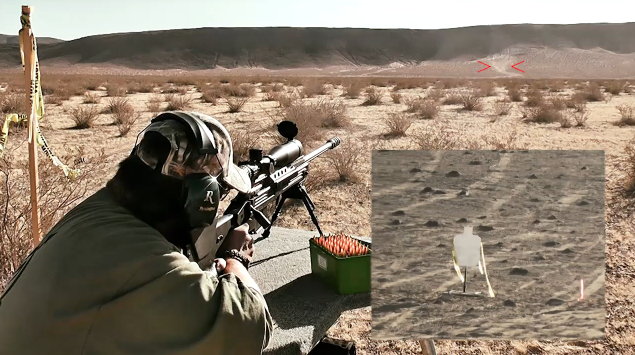 One-Mile Shots with Savage BA110
