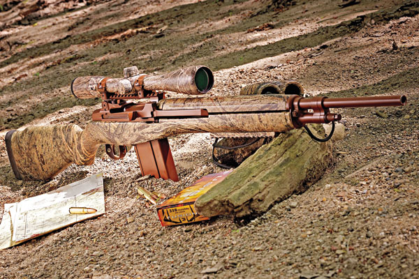Border Ruffian Springfield M1a Review Guns Amp Ammo