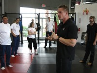Tim Larkin Self Defense Class