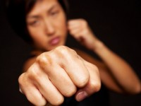 Woman-punching