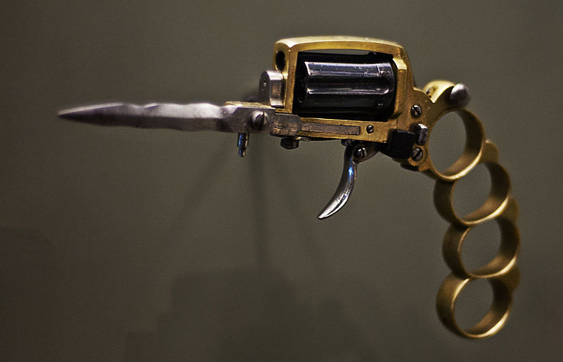8 Most Impractical Handguns in History