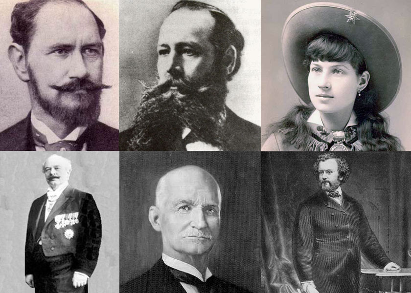 8 Most Influential People in Shooting History