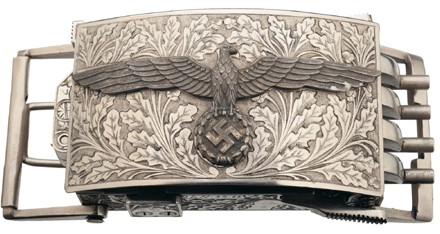 While this esoteric belt buckle technically qualifies as a firearm, most collectors would view it