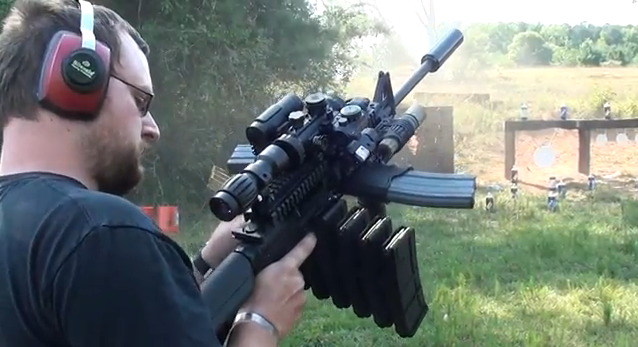 Did These Guys Build the Most Tricked Out AR-15 Ever?