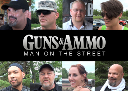 G&A Man on the Street: What's Your Ultimate Zombie Gun?
