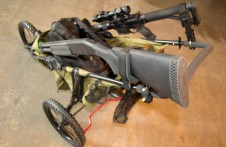 Gun-buggy-with-shotgun-and-ar
