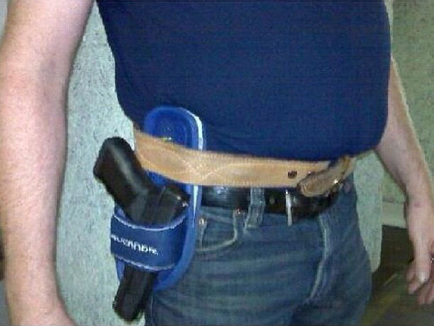 Caption Contest: Holster Kludge