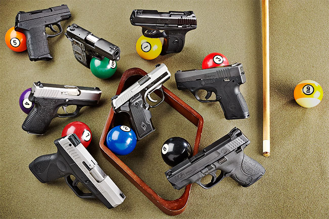 8 Great 9mm Pocket Pistols for Personal Defense