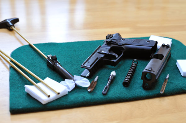G&A Basics: How to Clean Your Handgun