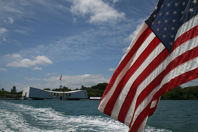 G&A Retrospective: Pearl Harbor 71 Years Later