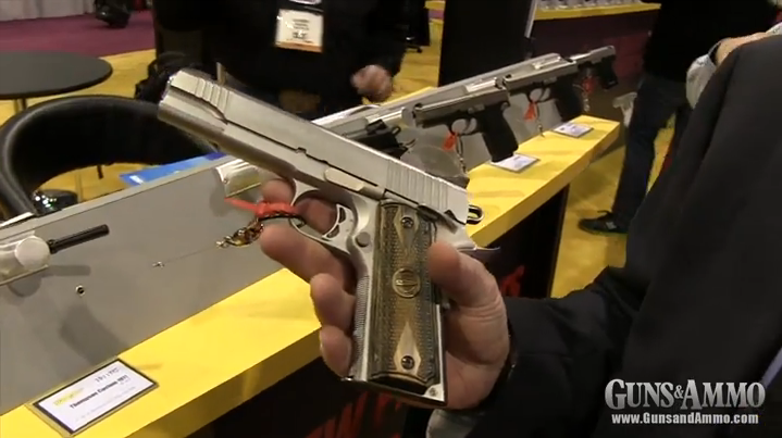Introducing the Auto-Ordnance Thompson TCA 1911
