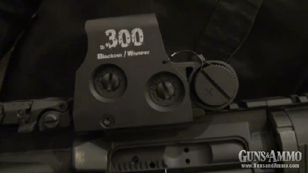 Introducing the EOTech .300 Blackout/Whisper Holographic Sight
