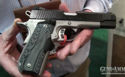 Kimber introduced its brand new line of .45 ACP handguns, the Kimber Master Carry Series .45 ACP