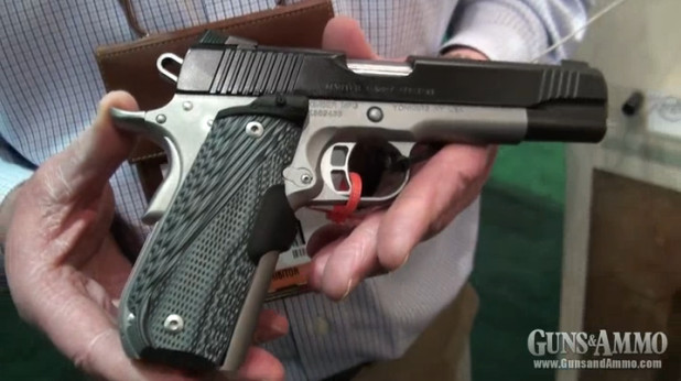 Introducing the Kimber Master Carry Series .45 ACP Pistols