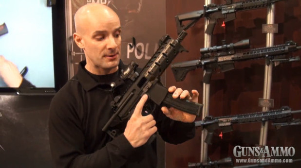 Introducing the SIG Sauer MPX Submachine Gun