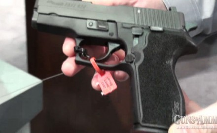 SIG Sauer introduced its brand new SIG Sauer P227 series at the 2013 SHOT Show in Las Vegas. The