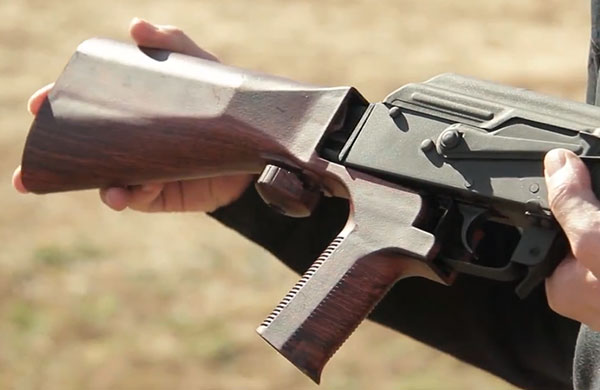 Exclusive Video: At the Range with Slide Fire Solutions