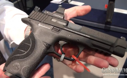 Smith & Wesson rolled out its Smith & Wesson M&P Pro Series C.O.R.E. pistols at the