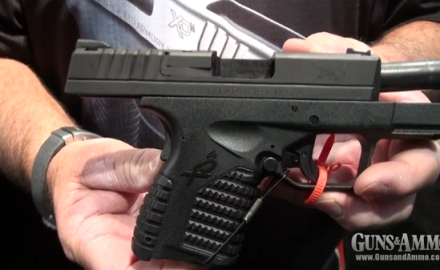 Springfield Armory introduced its brand new personal defense offering at the 2013 SHOT Show: the