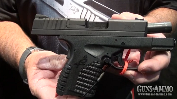 Introducing the Springfield XD-S 9mm