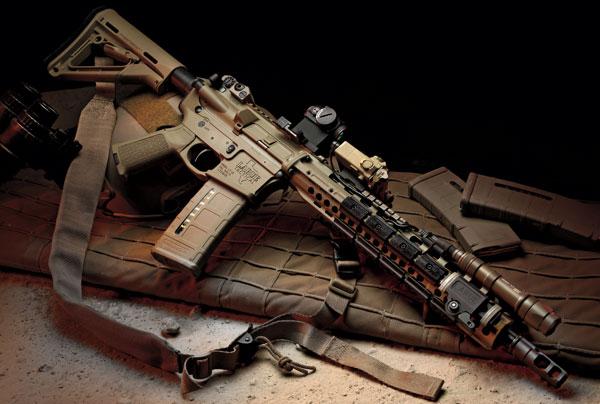 Amazon.com: LaRue Tactical QD Cantilever Scope Mount - LT104: Sports &  Outdoors