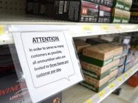 Ammo-shortage