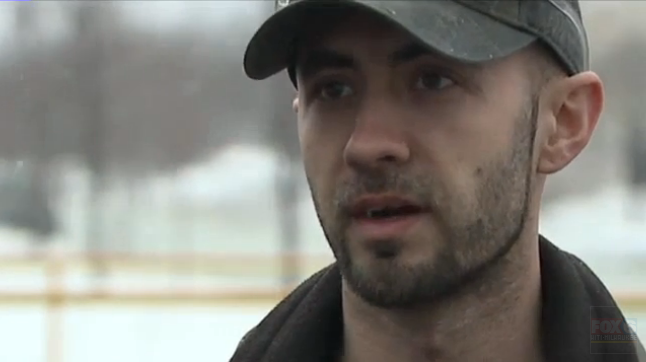 Wisconsin Marine Stops Assault with Concealed Firearm