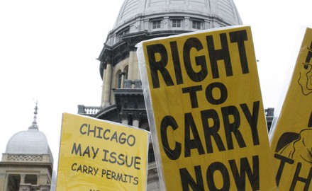 Illinois gun owners have gotten the shaft for far too long.  The Land of Lincoln has long been
