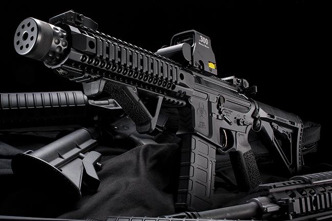 Spike s tactical compressor sbr 300 blk review guns amp ammo