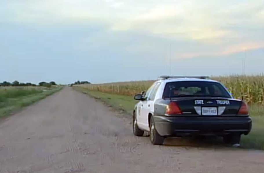 Read & React: Kansas Farmer Kills Fugitive from Iowa