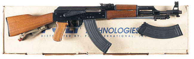 Chinese Kalashnikov: The Poly Tech AKS-762