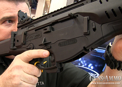 First Look: Beretta ARX 100 Launches at NRA Show 2013
